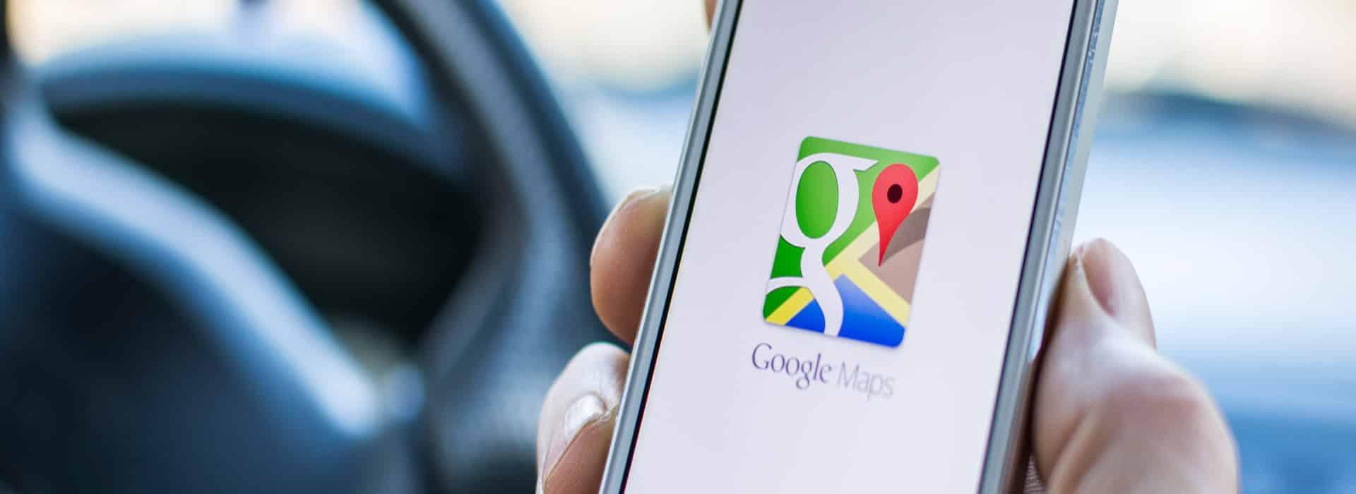 รับปักหมุดGoogleMap
